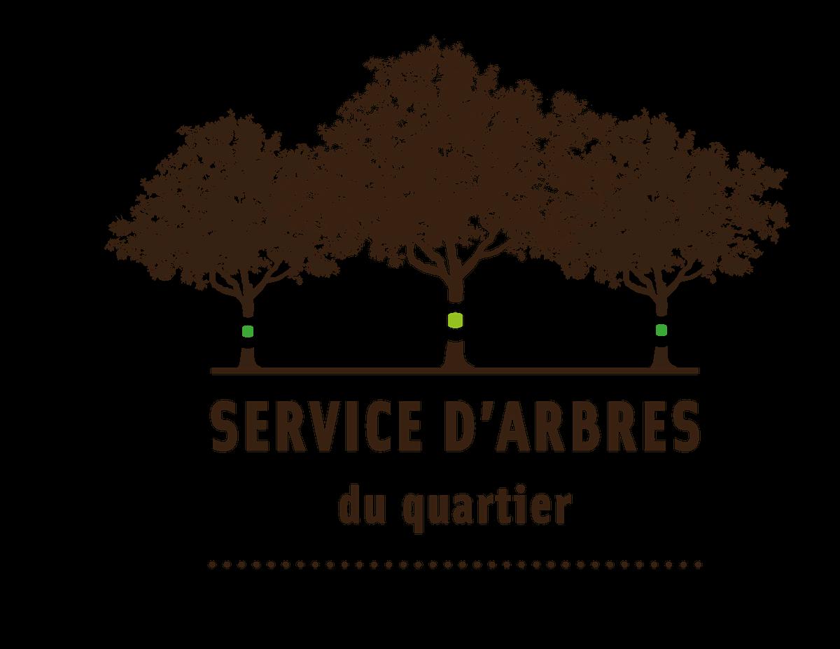 Service d'arbres